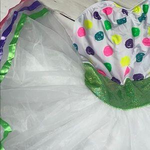 Other - Sweet On You Polka Dot Dance Dress